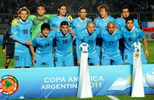 Uruguay buscará su primer triunfo Copa América cuando enfrente a Chile