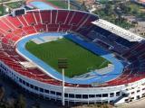 Estadio Nacional de Santiago.