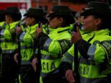 Policía Nacional Colombiana.