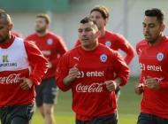 Selección Chile de fútbol.