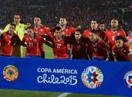 Selección chilena.