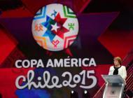 Copa América Chile 2015.