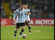 Lionel Messi durante la Copa América.