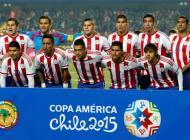 Selección paraguaya.