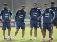 La Selección Argentina comenzó con los entrenamientos con la vista puesta en la Copa América.