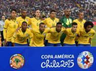 Selección brasileña.