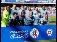 Selección uruguaya de fútbol.