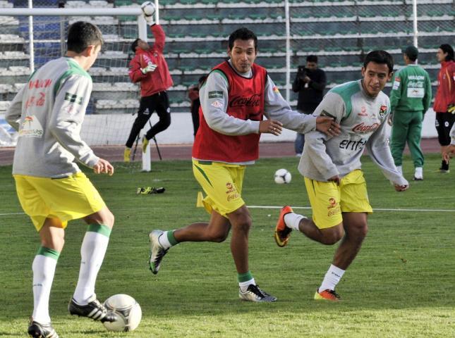 Selección Bolivia