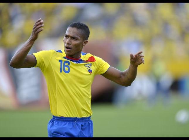 Antonio Valencia se perderá la Copa América.