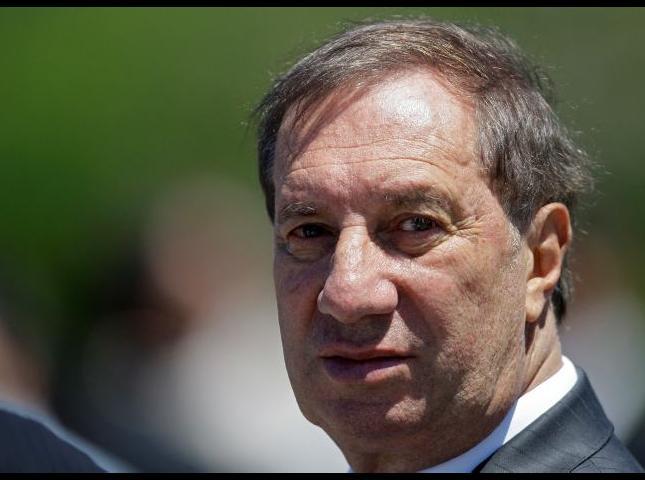 Carlos Bilardo ex entrenador de la Selección Argentina.