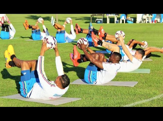 Selección Colombia realiza trabajos en Argentina con la vista puesta en la Copa América.