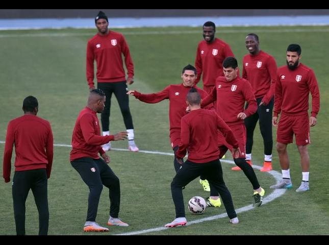 Selección Perú.