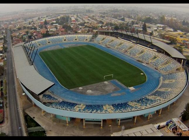 Estadio de Rancagua.