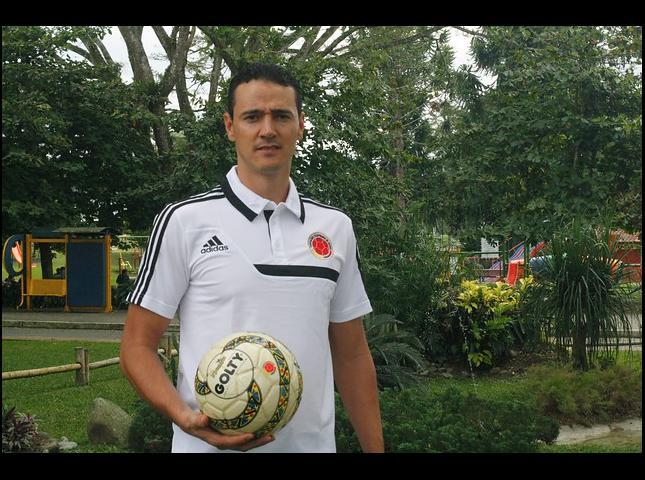 Wílmar Roldán, árbitro colombiano.