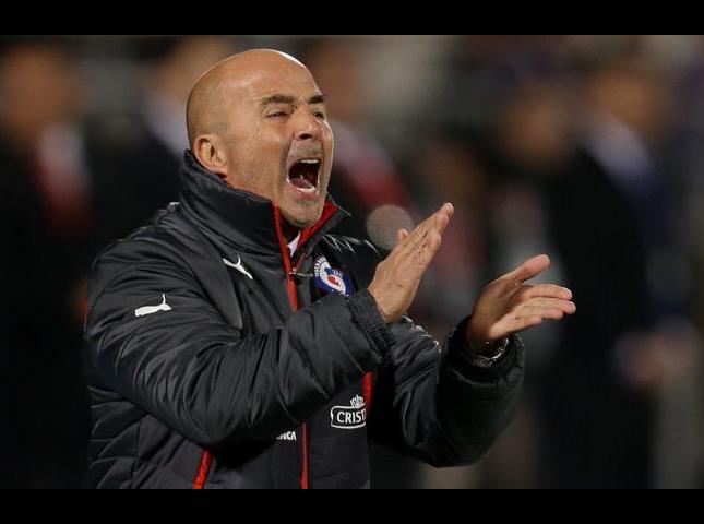 Jorge Sampaoli ratificó a Arturo Vidal.