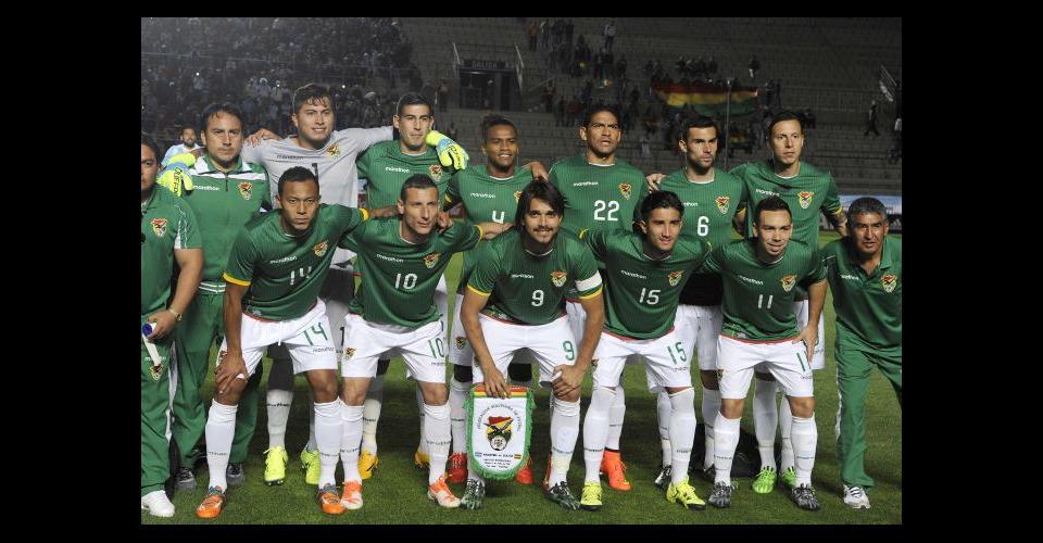 La Selección de Bolivia tiene un título de Copa América.