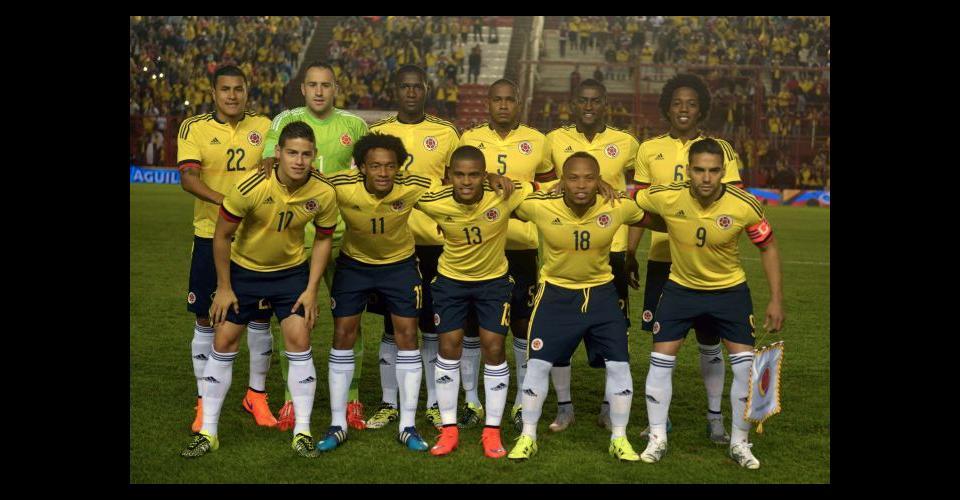 La Selección Colombia tiene un título de Copa América.
