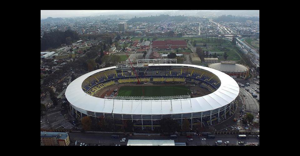 El Estadio Ester Roa fue inaugurado el 16 de septiembre de 1962.