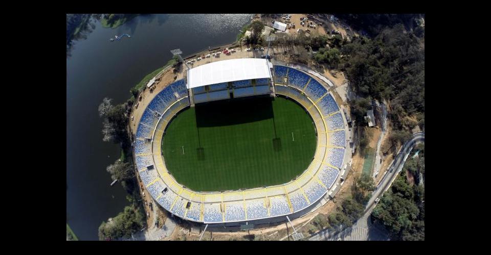 El Sausalito tiene capacidad para 22.340 espectadores