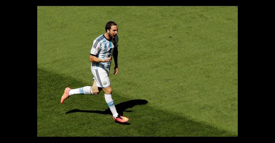 Gonzalo Higuaín
