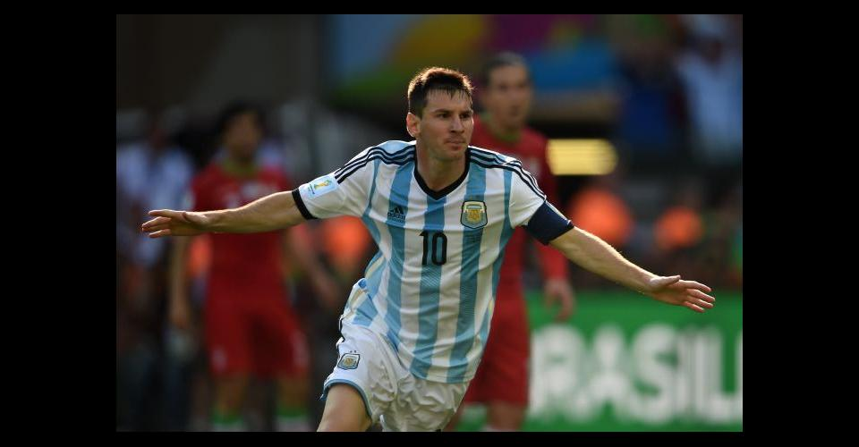 Lionel Messi liderará a la albiceleste.