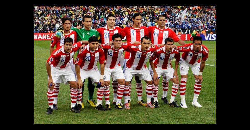 La Selección de Paraguay tiene 2 títulos de Copa América.