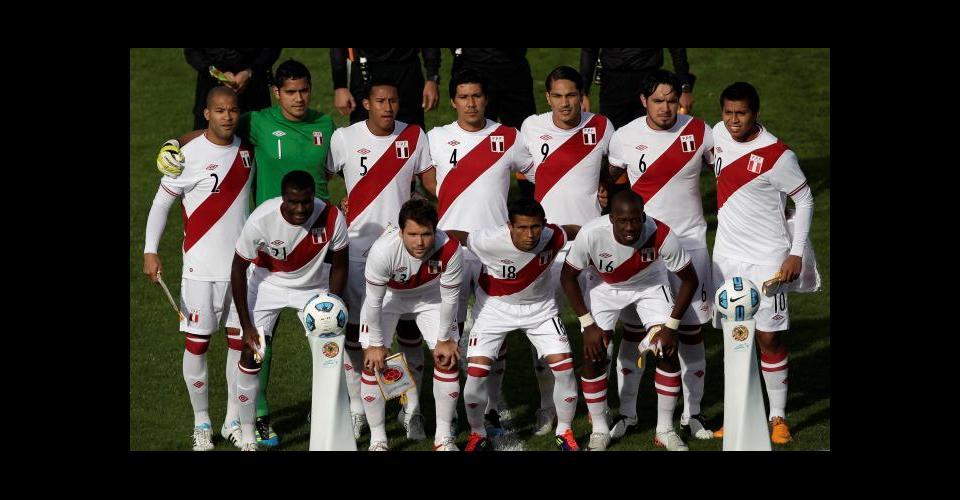 La Selección de Perú tiene 2 títulos de Copa América.
