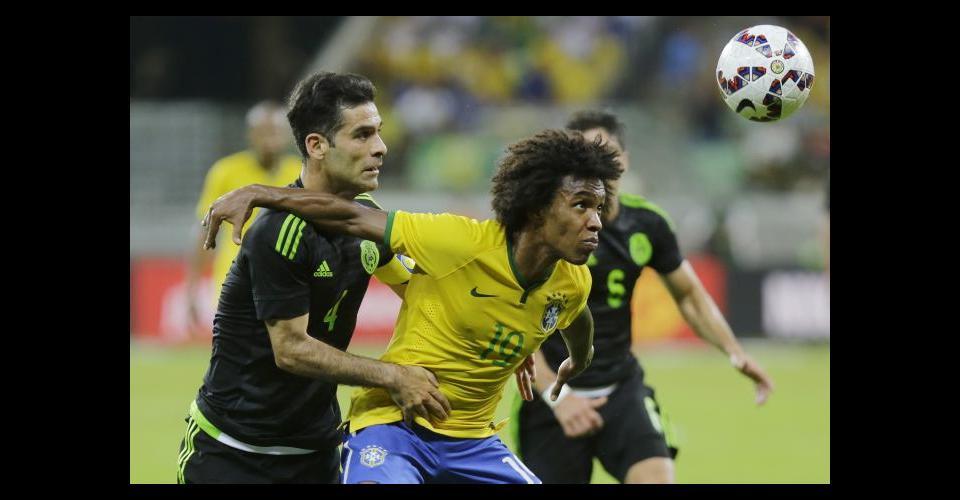 Rafa Máquez liderará a la selección mexicana.