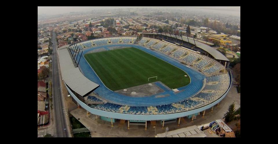 El Teniente es el principal recinto deportivo de la región. Se destaca por haber sido una de las cuatro sedes del Mundial de 1962.