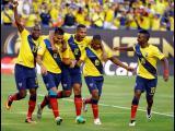 Selección Ecuador de fútbol.