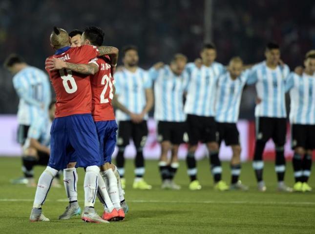 En esa ocasión el campeón fue Chile.