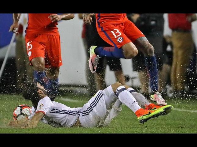 Colombia no remontar el marcador y no pasó a la final.