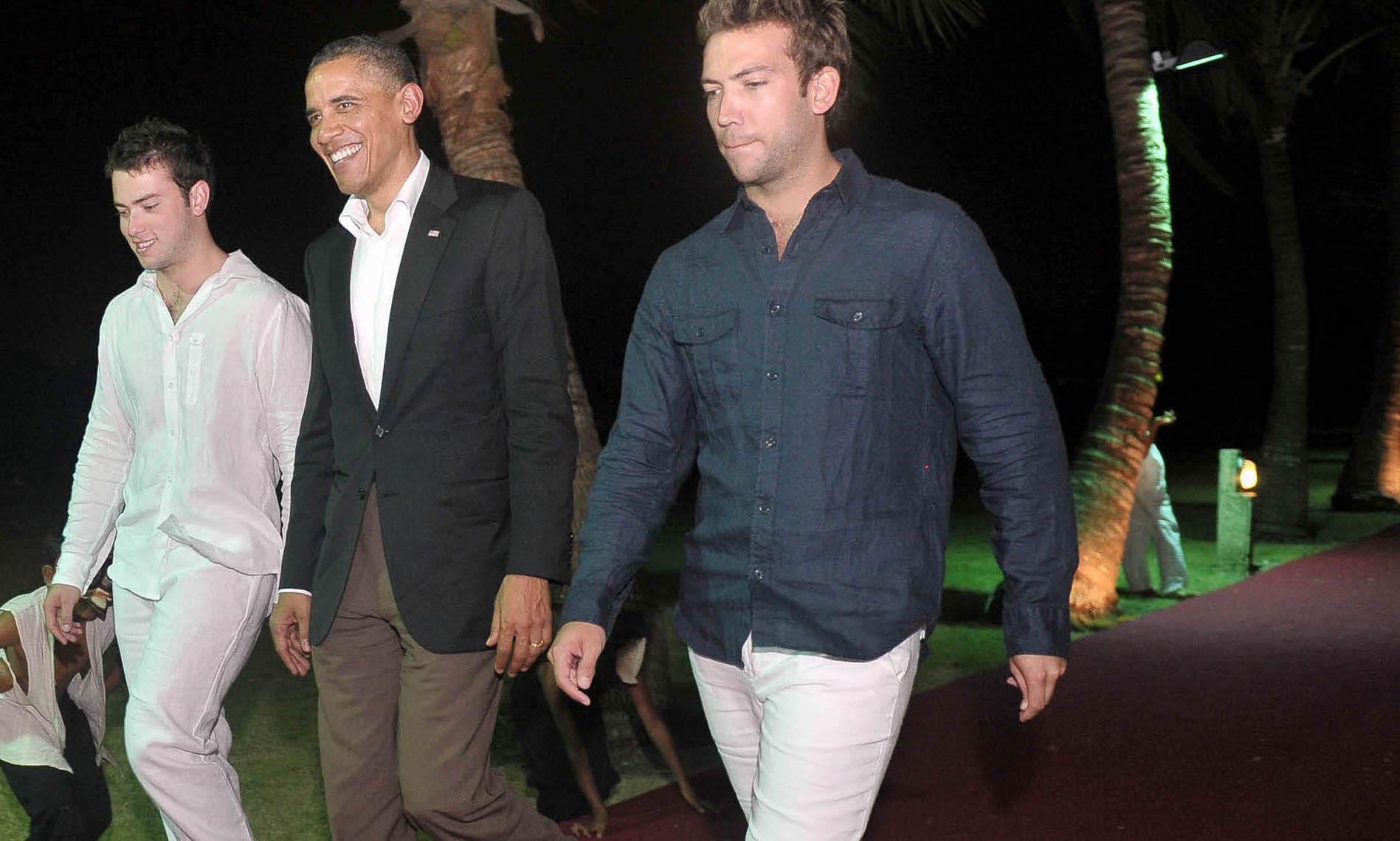 Otros a los que se les ha visto en los actos de la VI Cumbre de las Américas