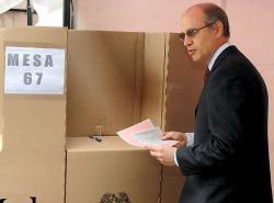 CNE dice que donde gane el voto en blanco se deben repetir las elecciones.