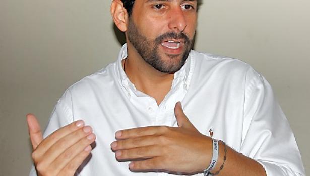 Dionisio Vélez Trujillo, candidato a la Alcaldía de Cartagena