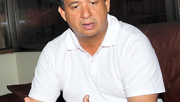 Jhonny Romero, candidato a la Alcaldía de Cartagena