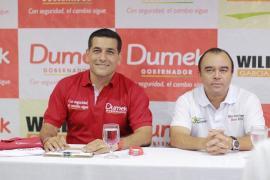 William García se une a la campaña de Dumek Turbay a la Gobernación