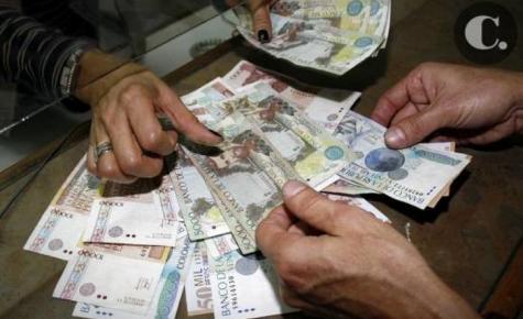 dineros destinados para cometer delitos electorales.