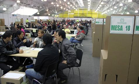 Elecciones en Colombia 2015