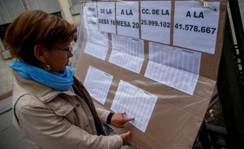 Escrutinios en Colombia