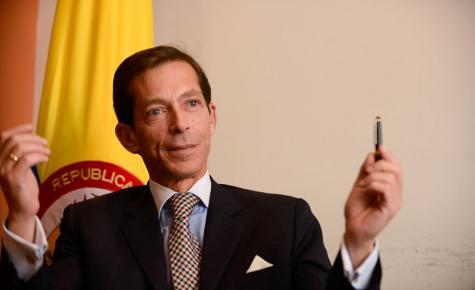 Felipe García, vicepresidente del CNE.