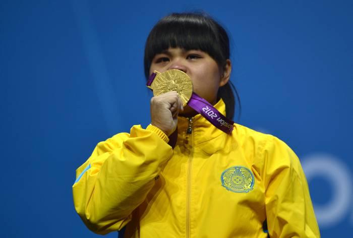 Medallas de oro Londres 2012