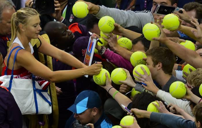 Tenis Londres 2012