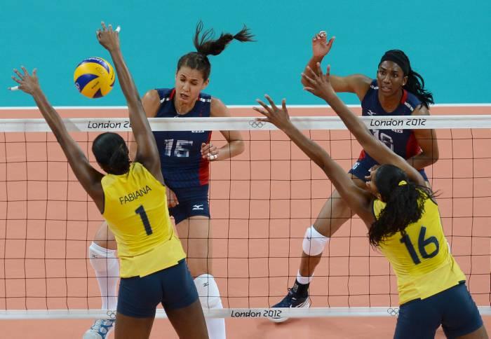 Brasil Gana Su Segundo Oro Consecutivo En Voleibol Femenino
