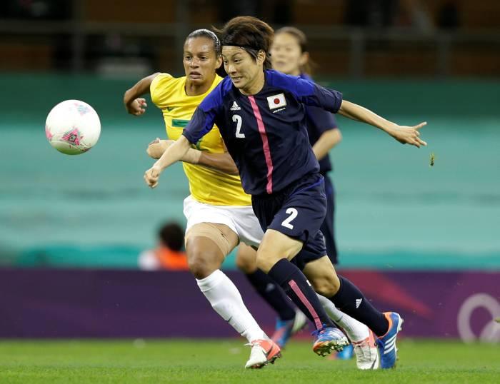 Brasil eliminado del fútbol femenino en los Olímpicos