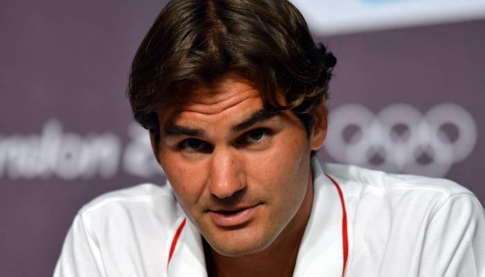 Roger Federer, Tenista Suizo