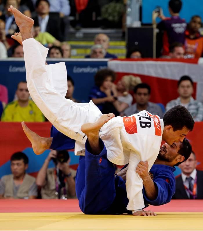 Judo en Londres 2012