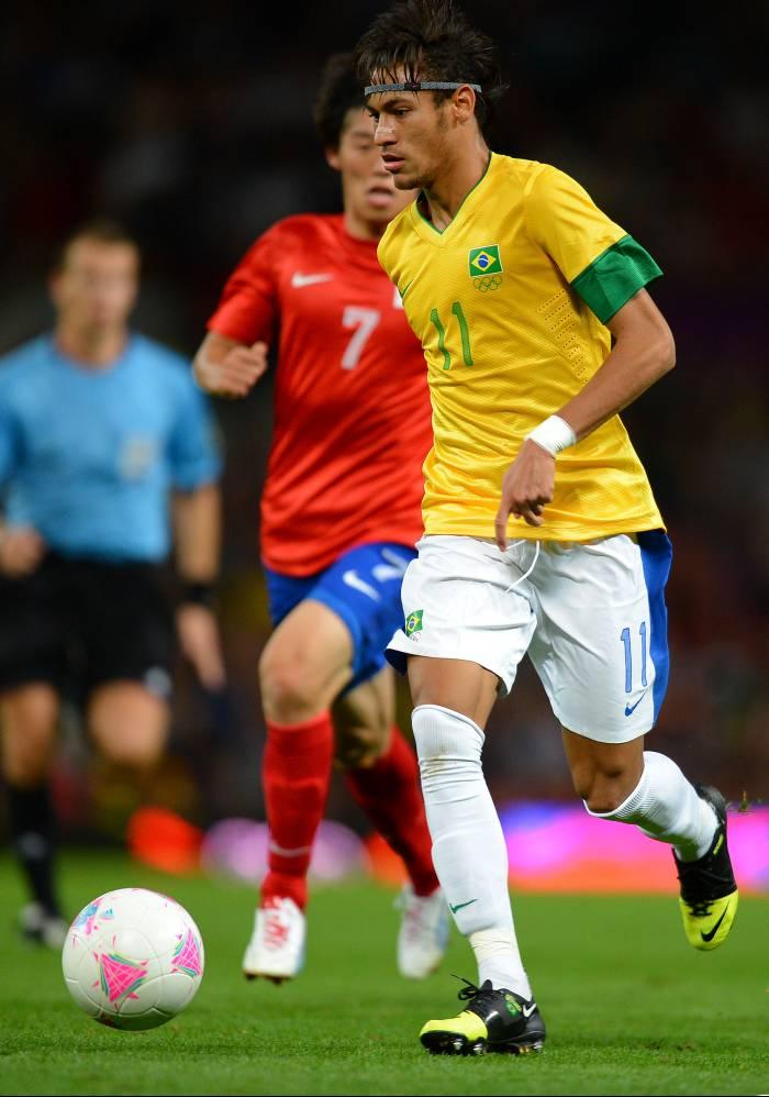 Brasil busca el oro en Londres 2012