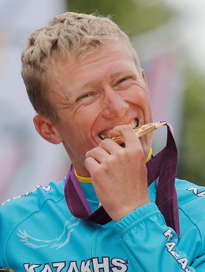 Vinokurov se retirará tras colgarse el oro olímpico