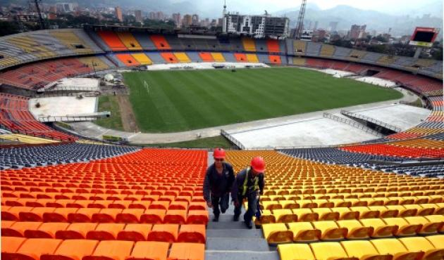 Estadio Atanasio Girardot - Medellín